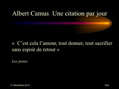 Albert Camus (1913-1960) n° 4