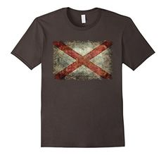 Men's Alabama State Flag in Vintage Grunge T-Shirt 2XL As... https://www.amazon.com/dp/B01N19KTH8/ref=cm_sw_r_pi_dp_x_P9IMybHFE6VMZ #Alabama #Alabamatee #Alabamaflag #Alabamatshirt #alabamaflagtshirt