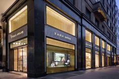 Zara Home Windows, Milan – Italy » Retail Design Blog