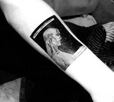 dr. manhattan tattoo
