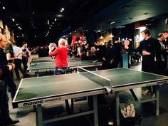 A new ping pong bar has taken up residency in Westfield Stratford – and it's got an atmosphere as cool as rival chain Bounce. The premise is fun and simple at The Bat and Ball: play table tennis wh...