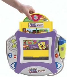 Fisher Price Learn Thru Music Plus System by Fisher Price. $27.90. Time-tested tools that capture children's attention and imagination and help them to absorb and remember basic concepts. A wide range of lyrical & rhythmic devices, A variety of visual & audio content, Diverse curriculums based on beloved characters. Each Learn Through Music software cartridge features: Specific, age-appropriate learning lessons. The rhythm, rhyme and repetition of musical soun...