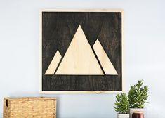 plywood artwork