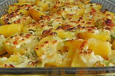 Mozarella Kartoffeln