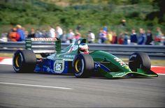 Michael Schumacher - Jordan 191