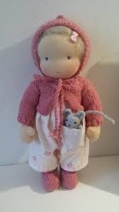 Image result for Heart warming Waldorf dolls