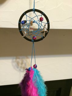 Blossom Age Dream Catcher Wind Chimes Handmade Home Decoration Gift Wedding D KC
