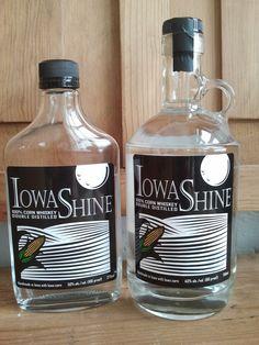 Iowa Shine - Whisky for Kentucky Grandpa. :)