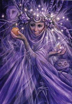 Elven by Brian Froud. The work does actually say Fairy Godmother, but fae do not procreate. And a guardian angel is way different. hmm...