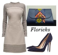 """""""Florieks Fall Collection"""" by sarphowaa on Polyvore featuring Lattori and Gianvito Rossi"""