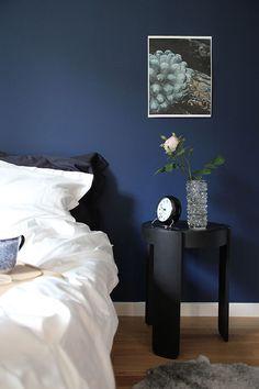 I sommar ska jag njuta massor av vårt nymålade havsblå sovrum. Det är inte helt klart ännu, en ny säng ska införskaffas, gardiner o...