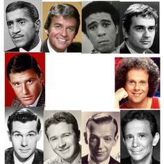 Gamin Men by thewildpapillon on Polyvore  FG Men: Robin Williams, Richard Dreyfus, Dustin Hoffman, Dudley Moore, ChristianSlater, Ben Stiller, Baryshvikov, Johnny Depp?, Mark Whalberg?JimmyDurante,