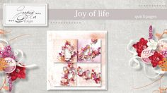 Joy of life quickpages by Jessica art-design