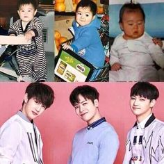 Mark, Jackson y JB <3