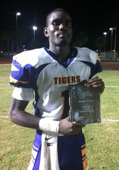 Land Rover Palm Beach Player Of The Week Name Johnnie Dixon School