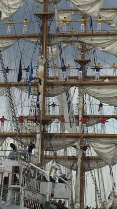 Sail Amsterdam, 2015. Photo made by MVG