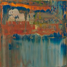 Gerhard Richter » Art » Paintings » Abstracts » Abstract Painting » 906-8