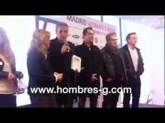 Hombres G también son 'Artistas con Corazón' de Madrid Woman's Week.