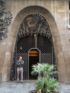 Palau Güell , город Barcelona, Cataluña