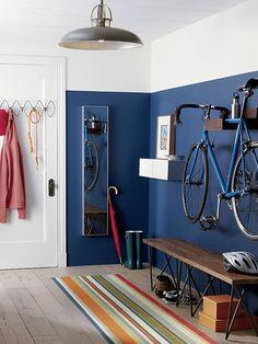20 paredes bicolor que te van a gustar (y una que no)