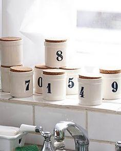 anthropologie digit jars