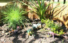 dinosaur garden small world