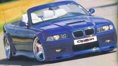 BMW E36 Convertible Tuning