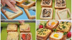 Fotopostup: Fantastické plnené sendviče