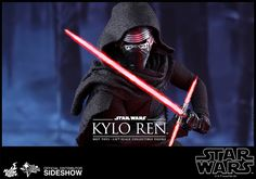 Star Wars Kylo Ren Sixth Scale Figure by Hot Toys | Sideshow Collectibles