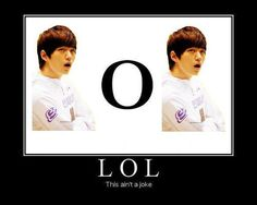 """When I first saw this, I read it as """"Myungsoo, o, Myungsoo"""", but now I see...lol 《---- see what I did there ;)"""