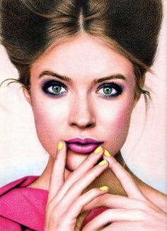 Pencil Portrait Mastery - Unbelievable colored pencil and graphite drawings. . . - Discover The Secrets Of Drawing Realistic Pencil Portraits