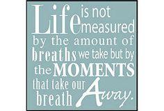 Breathe in moments...  www.mindfulmuscle.com