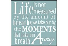 Breathe in moments...  www.mindfulmuscle.com