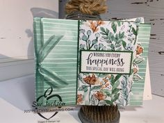 Something from the Garden for the July Pals' Blog Hop - Just Peachy Stamping Fancy Fold Cards, Folded Cards, Stampin Pretty, Embossed Cards, Just Peachy, Card Tutorials, Paper Cards, Stamping Up, Pinwheels