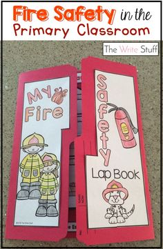 FREE Firefighter Coloring Sheets