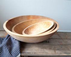 set of vintage nesting bowls from cottagefarm $125