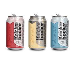 Knickerbocker (Student Project) on Packaging of the World - Creative Package Design Gallery