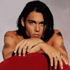 tattoos....and a HOT Johnny Depp (okay, I'm not really pinning this one for the tattoos)