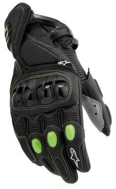 Alpinestars Monster Energy Gloves