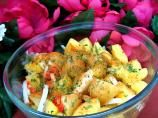 Best Tater Salad evah! Italian Potato Salad Recipe, Italian Potatoes, Boat Food, Aioli Recipe, Italy Food, How To Cook Potatoes, Italian Dishes, Tapas, Side Dishes