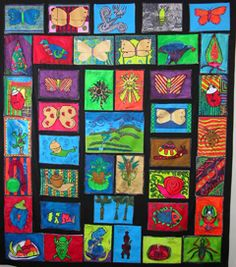 minibeasts art idea Insect Crafts, Insect Art, Autumn Activities, Art Activities, Minibeast Art, Teaching Science, Teaching Ideas, Art Projects, Projects To Try
