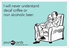 #Coffee #Beer