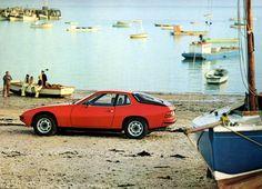 Porsche 924 2.0 - What's a little sand and salt? It's a Porsche.