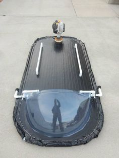 Real Hoverboard Hovercraft : 6 Steps (with Pictures) - Instructables Hovercraft Diy, Aviation Engineering, Maker Labs, Diy Tech, Treasure Planet, Hobby Toys, Military Surplus, Technology Design, Go Kart