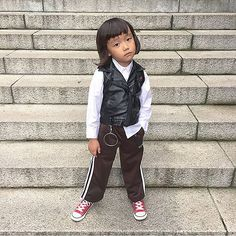 Coco Is the 6-Year-Old Japanese Instagram Star Who Dresses Better Than Most Adults