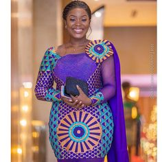 These classy Ankara styles will make you locate your tailor; if you want to turn heads at the next event you attend, then you need these Ankara styles to make a difference African Fashion Ankara, Latest African Fashion Dresses, African Dresses For Women, African Print Fashion, African Attire, Women's Fashion Dresses, Africa Fashion, African Prints, African Style