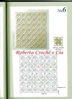 Roberta Crochê e Cia: Squares