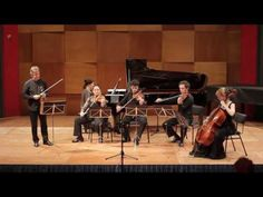 Ernest Chausson - Concert for piano, violin and string quartet | 2. Sicilienne, 3. Grave - YouTube