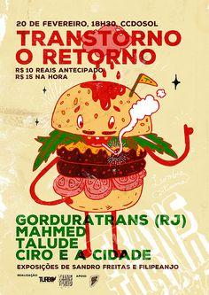 Transtorno Fest: O Retorno | by FilipeAnjo