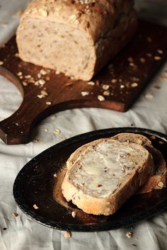 Easy Multigrain Bread
